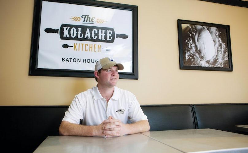 Entrepreneur: Will Edwards, The Kolache Kitchen - Baton Rouge ...