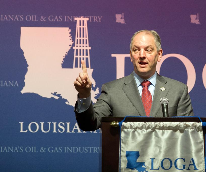 Louisiana governor sues AG over anti-discrimination clause