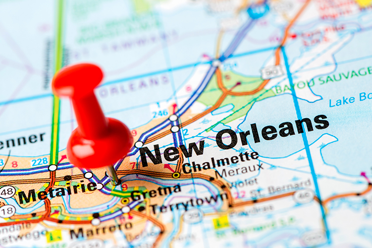 IT services company says New Orleans project will create 2000 direct jobs