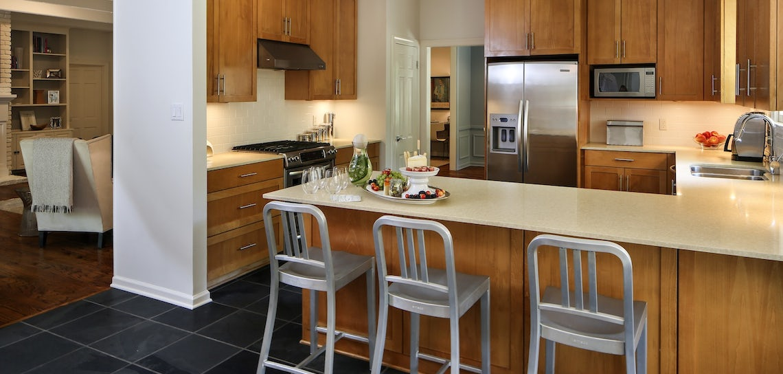 This kitchen is closed: Rethinking wide open spaces - inRegister
