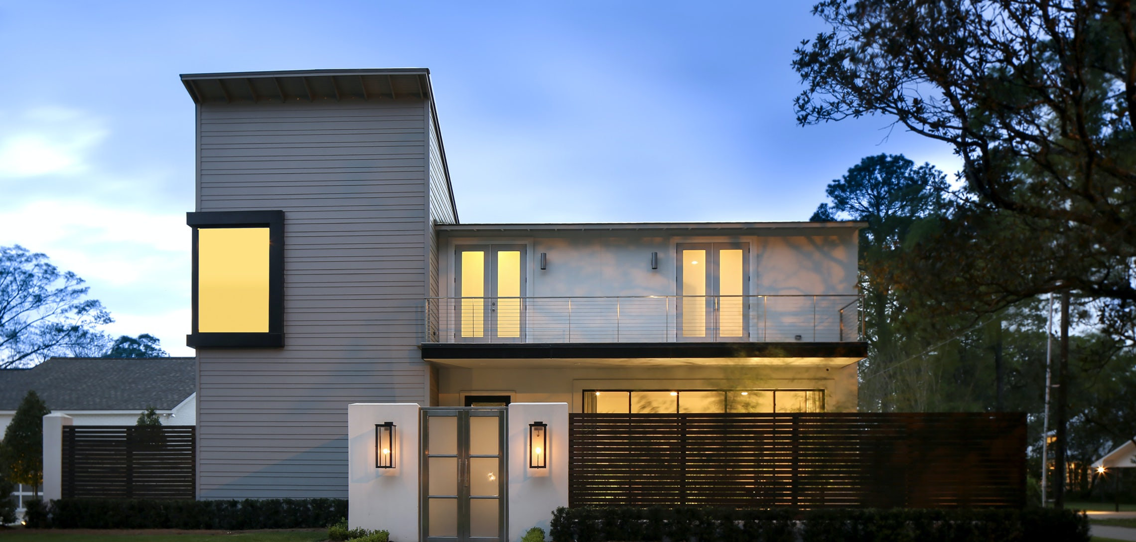 Contemporary Homes In Baton Rouge