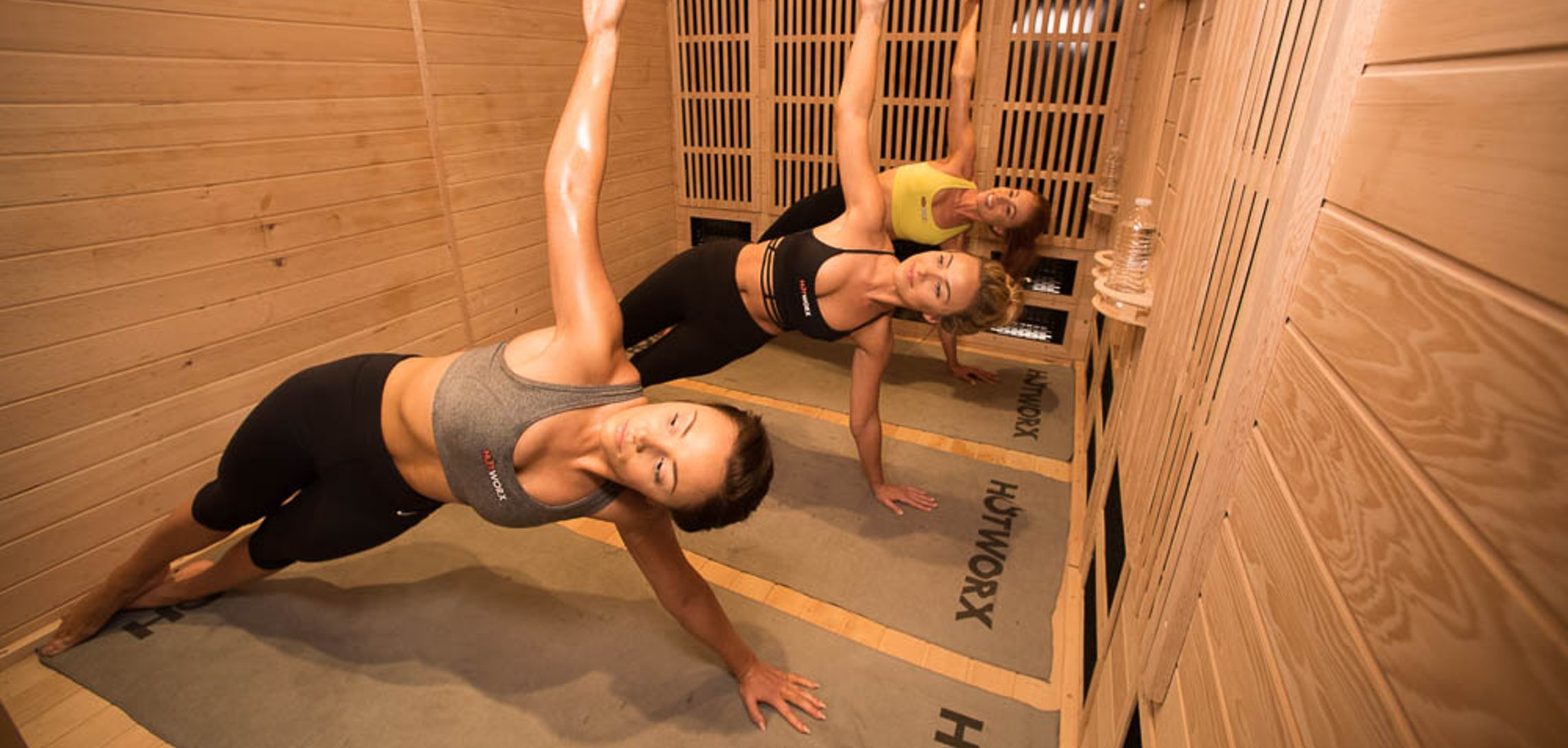 We tried HOTWORX, Baton Rouge's hottest new exercise craze